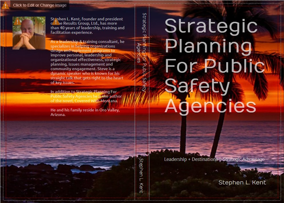 Strategic Planning For Public Safety Agencies