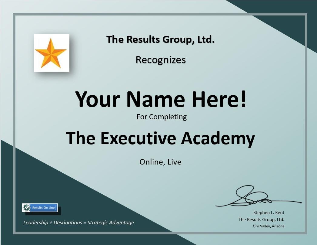 The Executive Academy